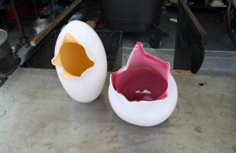 Prototypes by designer Harry Allen for GlassLab