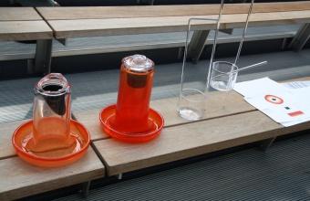 Design prototypes by Sigi Moeslinger and Masamichi Udagawa for GlassLab in Corning, June 2012