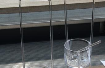 Design prototypes by Masamichi Udagawa for GlassLab in Corning, June 2012