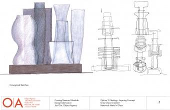 Design concept by Jon Otis for GlassLab, July 2012