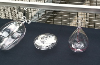 Prototypes by designer Jason Miller at GlassLab