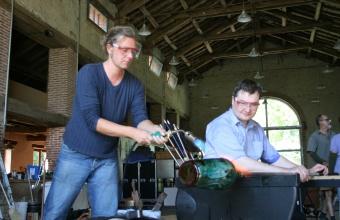 Liquid Fusion Workshop at Boisbuchet 2007