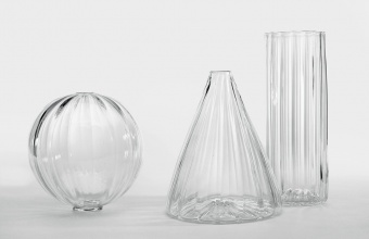 Prototypes by Designer Massimo Vignelli at GlassLab