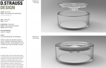 Design concept by David Strauss for GlassLab, June 2013