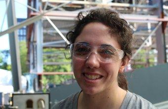 2014 RIT Industrial Design GlassLab Fellowship recipient Bridget Sheehan