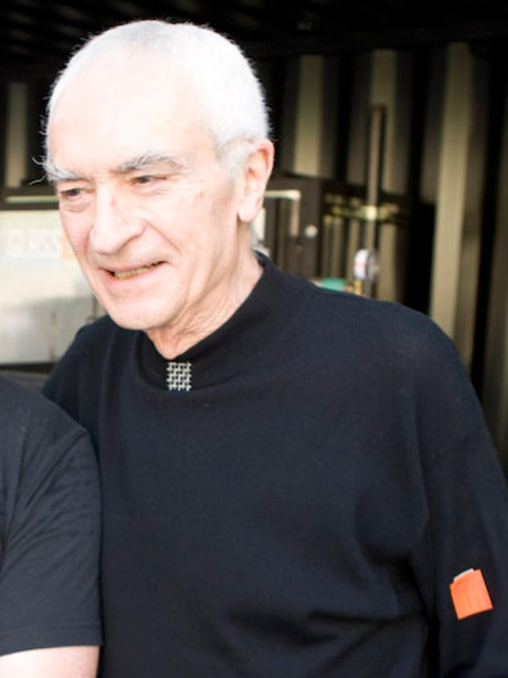 Designer Massimo Vignelli at GlassLab