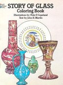 Story of glass: coloring book / illustrations by Peter F. Copeland; text by John H. Martin.