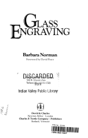 Glass engraving / Barbara Norman; forward by David Peace.