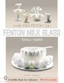 The big book of Fenton milk glass, 1940-1985 / John Walk.