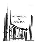 Handmade in America: conversations with fourteen craftmasters / by Barbaralee Diamonstein.