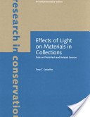 Effects of light on materials in collections: data on photoflash and related sources / Terry T. Schaeffer.