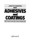 Adhesives and coatings.