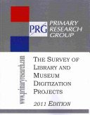 Survey of library & museum digitization projects.