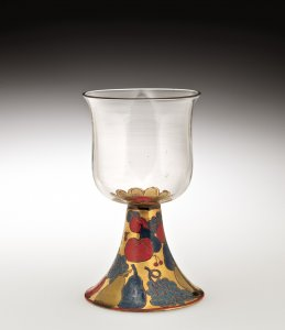 Goblet with Fruits