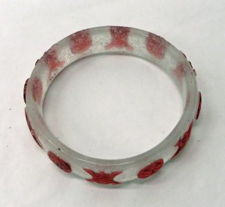 Thumb Ring with Decoration
