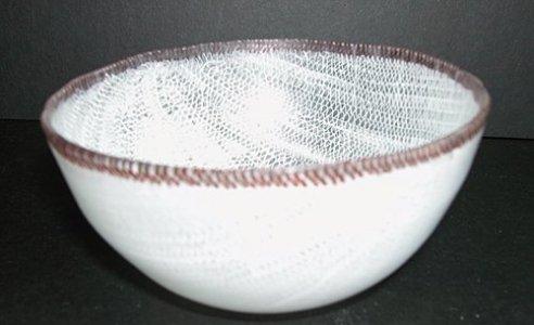 Lace Mosaic Bowl