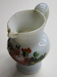 Miniature cream jug
