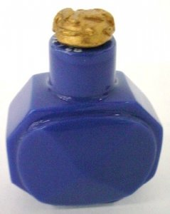 Snuff Bottle and Stopper