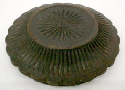 Model of a Plate or Bowl
