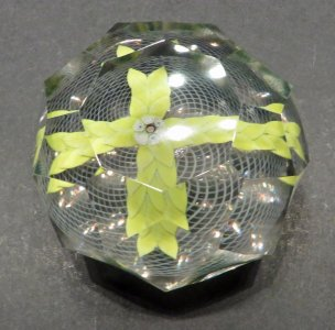 Paperweight with Cross