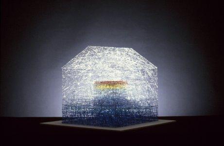 Woven glass I [slide].