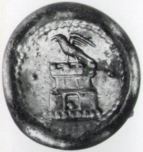 Seal with Impression of an Eagle