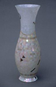 Mosiac vase [slide].