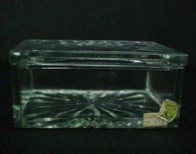 Cigarette Box with Cover