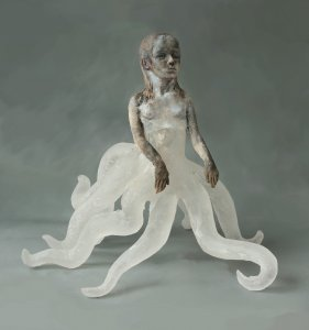 Octopus girl [picture].
