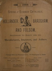 1888 spring and summer catalogue.