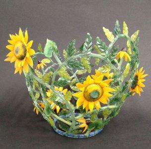 Sunflower Wish Bowl