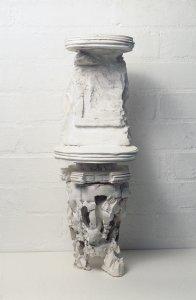 Sculpture based on IKONS # 19 [slide].
