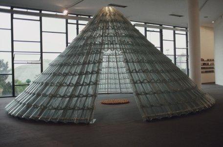 Glass house [slide].