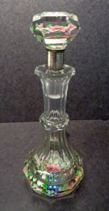 Paperweight Bottle with Stopper