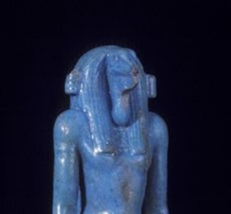 Statue of the God Thoth