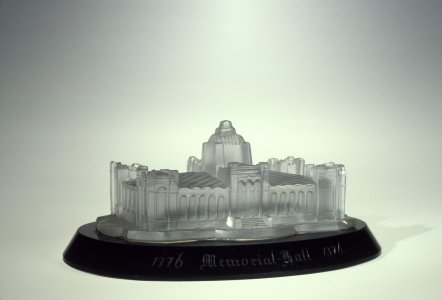 Centennial Memorial Hall Paperweight