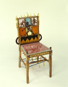 Queen Ida's Chair