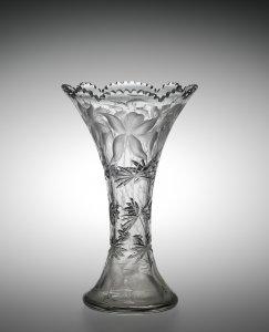 Tiger Lily Vase