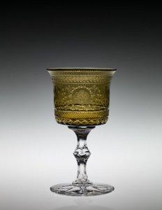 """Wineglass in """"Louis XIV"""" Pattern"""