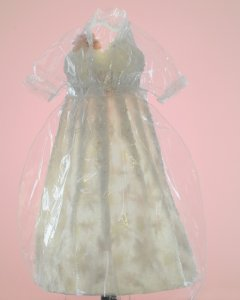Spring cullet dress size 16 [picture].