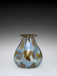 """""""Bronze Phenomenon"""" Vase"""