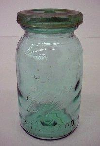 Preserving Jar with Cap