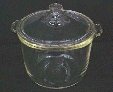 Pyrex Bean Pot and Cover