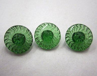 3 Green Buttons
