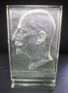 Portrait of Georges Despret