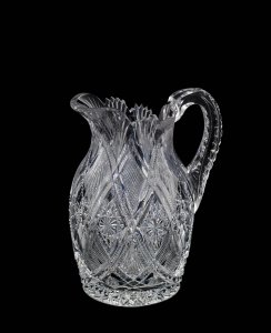 "Pitcher in ""Parisian"" Pattern"