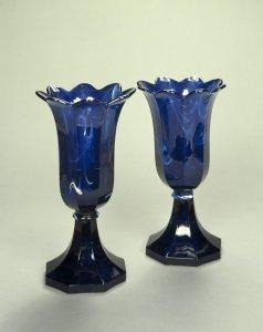 2 Tulip Vases
