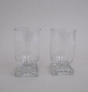 2 Water Goblets