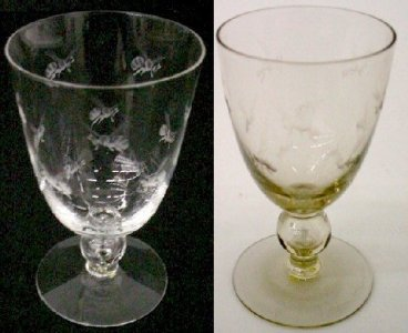 Goblet and Cordial