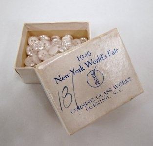 Box of 110 #18 Buttons